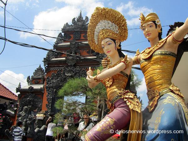 Templo de Bali