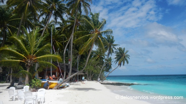 Playas de Fihalhohi